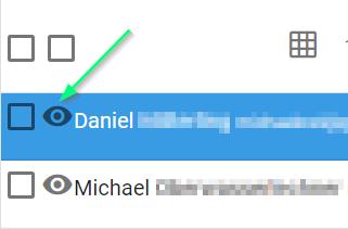 E-Mail Vorschau